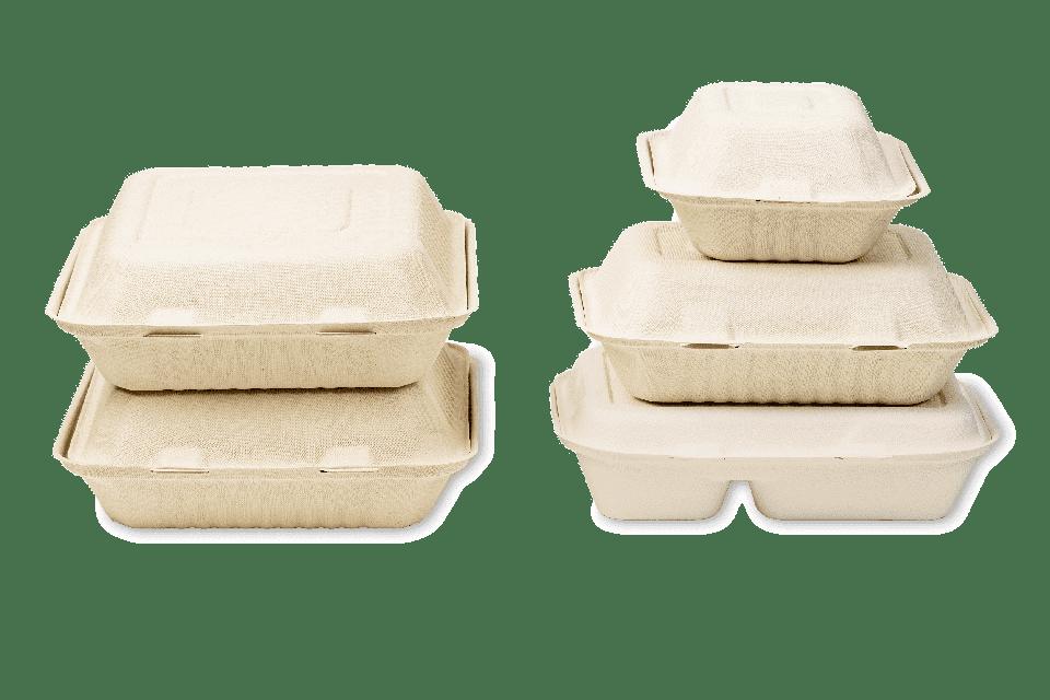 EKO PAK Product Clamshells